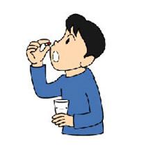 飲む:ニコチンを含まない飲み薬